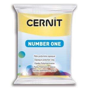 Cernit No.1 - 56 gram - Gul 700