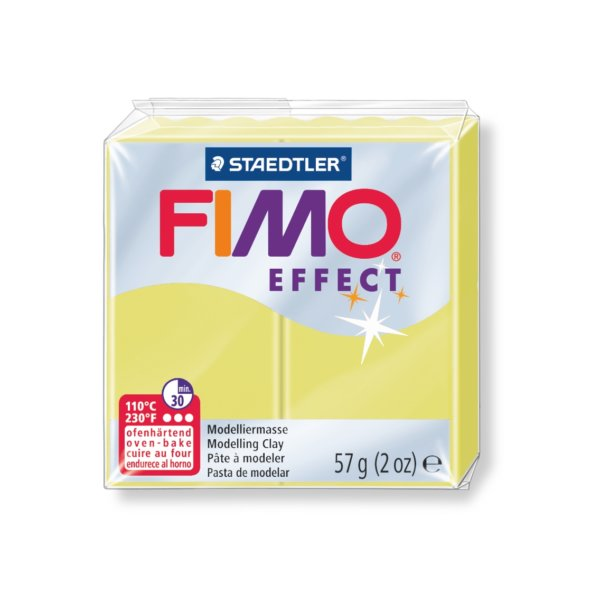 Fimo Effect - 56 gram - Citrine quartz 106