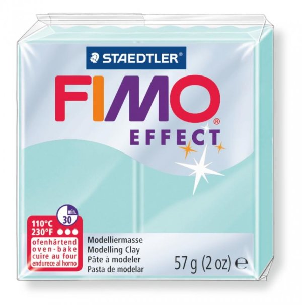 Fimo Effect - 56 gram - Mint pastell 505