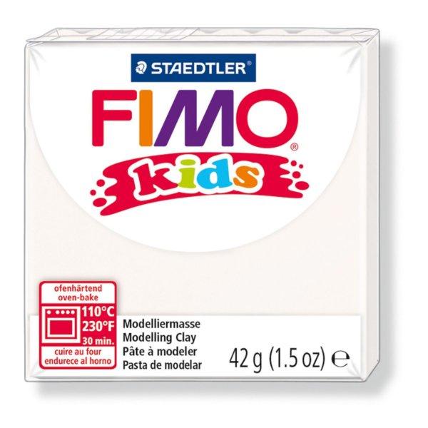 Fimo kids - 42 gram - Vit 0