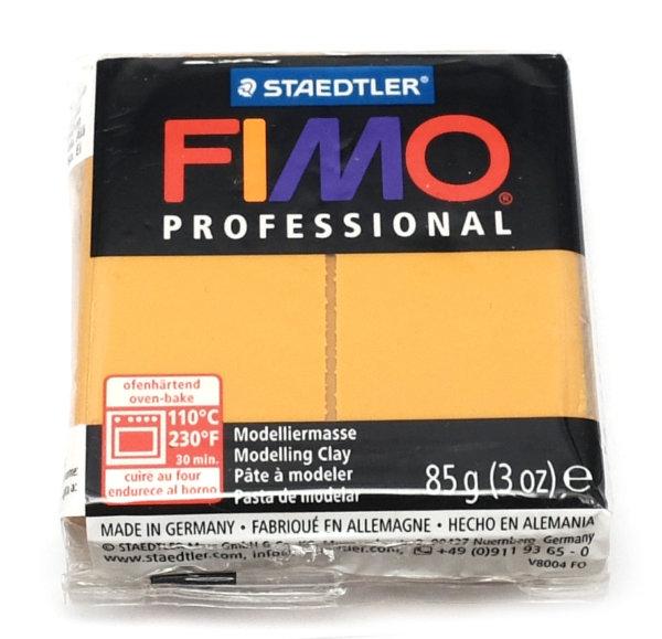 Fimo Professional - 85 gram - Ockra 17