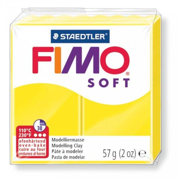 Fimo Soft - 56 gram - Citron 10