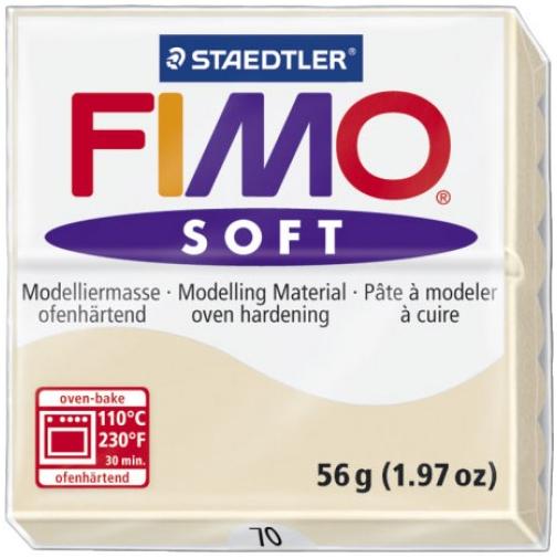 Fimo Soft - 56 gram - Sahara 70